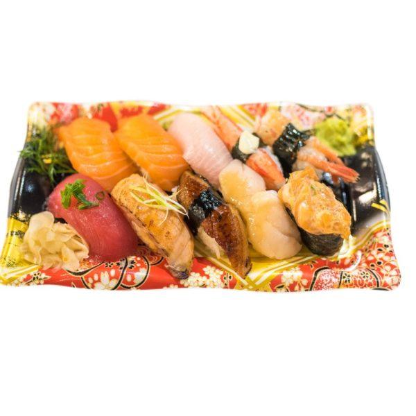 Assorted Sashimi Nigiri