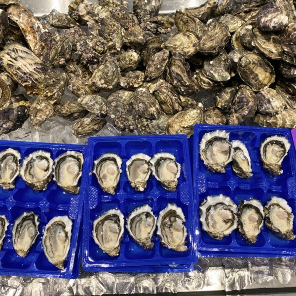 Bistro Oysters