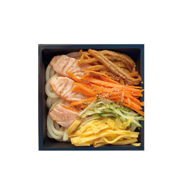 Salmon Udon Salad