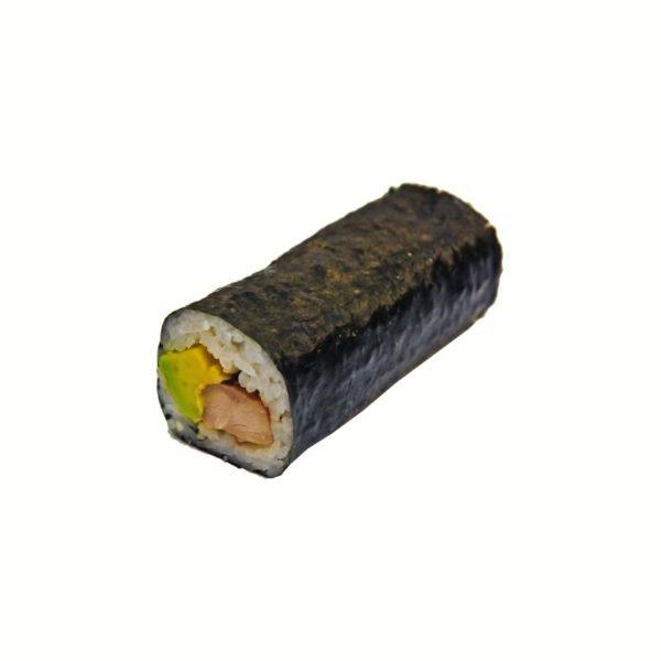 Teriyaki Chicken Avocado Handroll