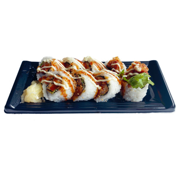 Teriyaki Chicken Uramaki