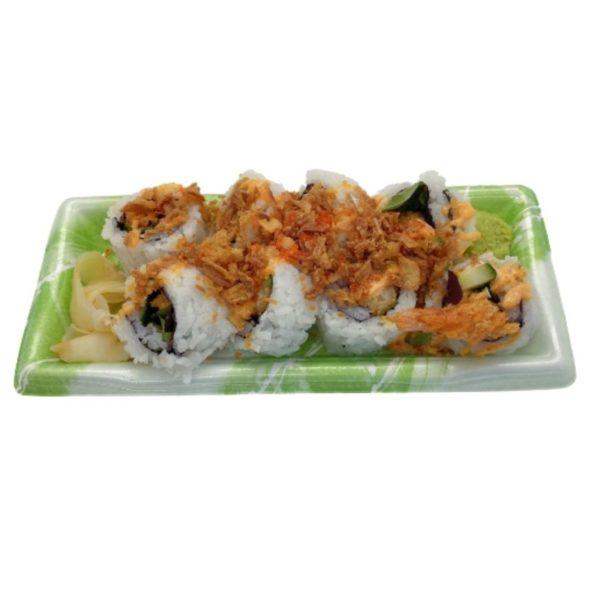 Spicy Crispy Prawn Uramaki