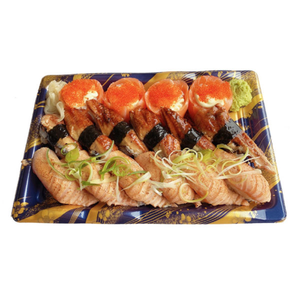 Salmon & Unagi Combo Pack