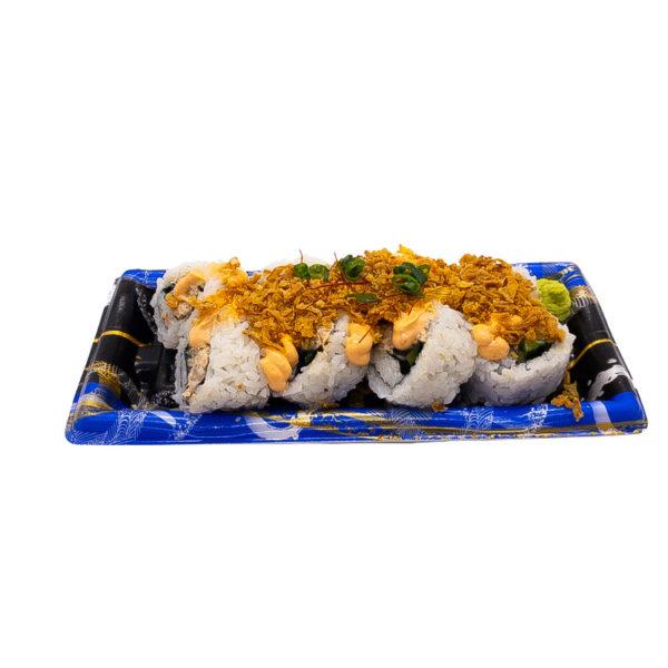 Spicy Cooked Tuna Uramaki