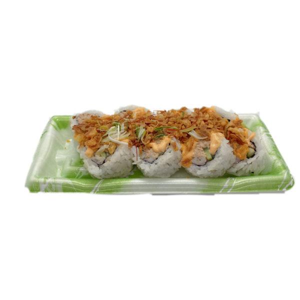 Spicy Crunchy Cooked Tuna Uramaki
