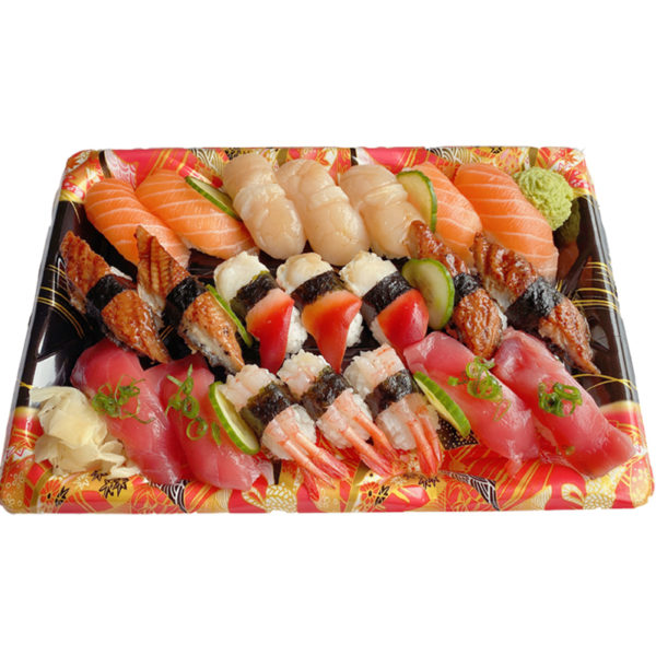 Sushi Deluxe Mini Platter