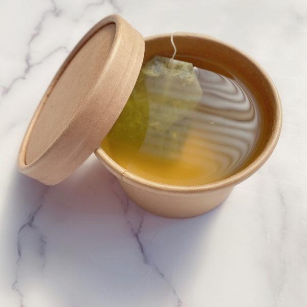 Japanese Hot Green Tea