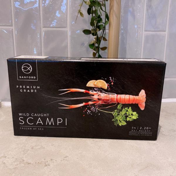 Premium Grade Scampi