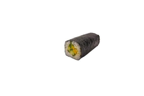 Cucumber Avocado Handroll