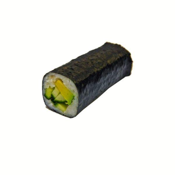 Cucumber & Avocado Handroll